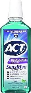 Act Sensitive Care Mint 1 Size, 18 Fl. Oz (Pack of 2)