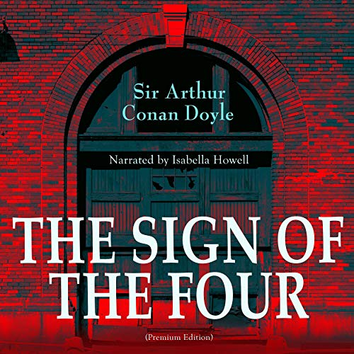 The Sign of the Four audiobook cover art