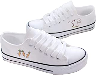 Women's Sneakers Casual Low Help Mujeres Zapatos Popular Hand Painted Girl Shoes Big Size