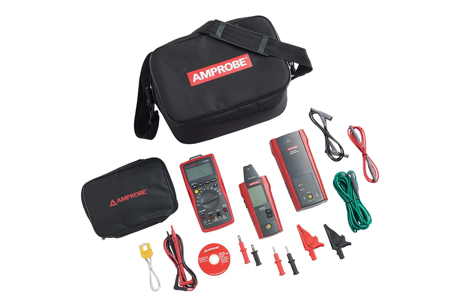 Amprobe AT-6010 KIT Advance Kit Large special price Max 85% OFF Wire Tracer
