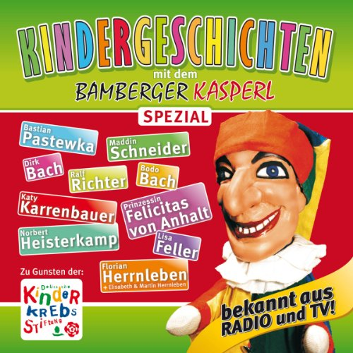 Kindergeschichten Spezial cover art