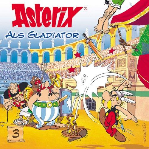 3-Asterix Als Gladiator