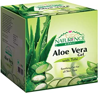 NATURENCE HERBALS Aloevera Gel With Tulsi (225 g)