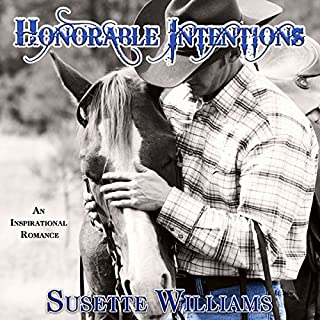 Honorable Intentions     An Inspirational Romance Novel              By:                                                                                                                                 Susette Williams                               Narrated by:                                                                                                                                 Kevin Clay                      Length: 5 hrs and 55 mins     12 ratings     Overall 4.0