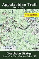 Appalachian Trail Pocket Maps Northern States