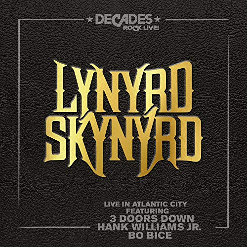 Lynyrd Skynyrd: Lynyrd Skynyrd - Live In Atlantic City (CD+Blu-ray Digipak in Lederoptik) (Audio CD (Live))