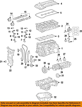 Clipsandfasteners Inc 15 Moulding Screw Grommets With Sealer For Nissan 76848-35F00