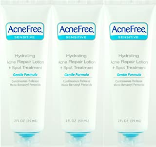 Best acnefree repair lotion only Reviews