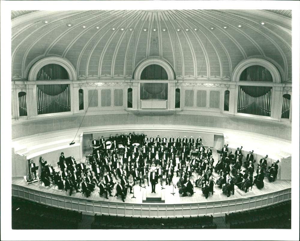 Vintage 55% OFF photo of Music: Orchestra Ranking TOP1 Symphony