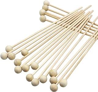 Best wooden lollipop sticks with ball Reviews