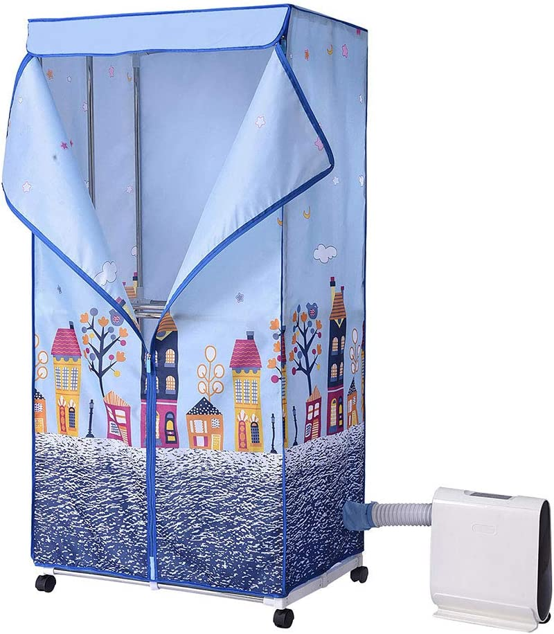 Yescom 850W Electric Automatic Clothes Portable Laundry Super sale Dryer Max 83% OFF He