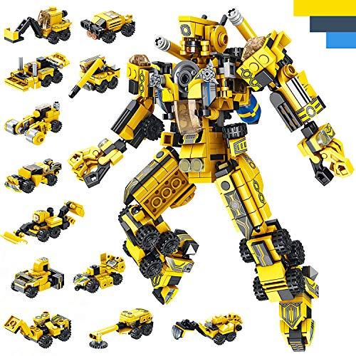 LUKAT -   Roboter Bausteine