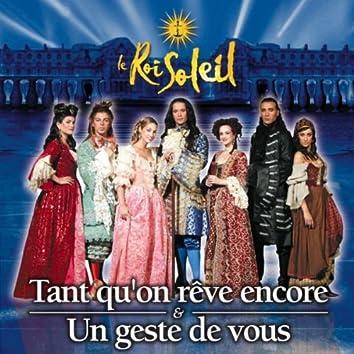 Tant Qu'On Rêve Encore (single)