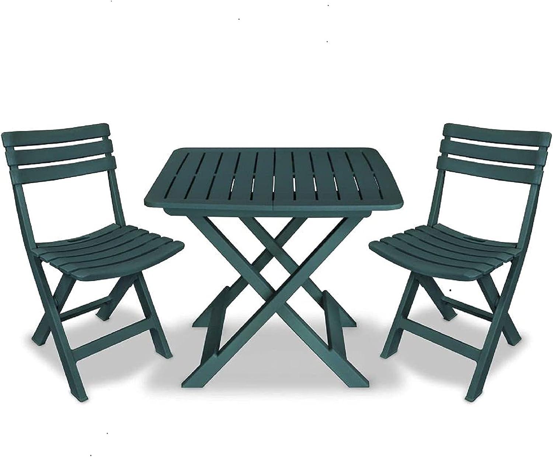 Patio Quality inspection Bistro Set 3 Piece Bi Brand Cheap Sale Venue Furniture Outdoor Folding Sets