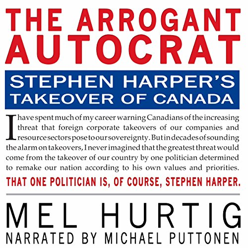 The Arrogant Autocrat audiobook cover art