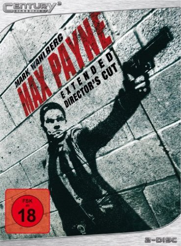 Max Payne (Extended Director's Cut + Kinoversion) [2 DVDs]