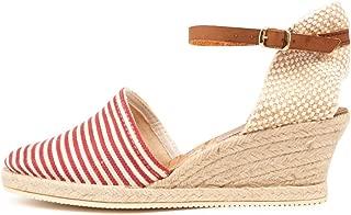 diana ferrari Trey Df Black Multi Womens Shoes Espadrilles High Heels