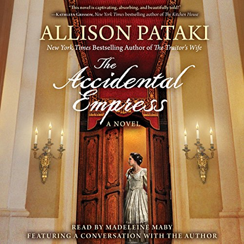 The Accidental Empress cover art