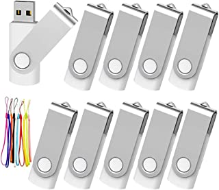 Wansan USB Flash Drive 8GB Jump Drive Thumb Drive External Storage Memory Stick Expansion