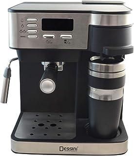 Dessini Powder Super-Automatic Espresso Machines,Black - 222