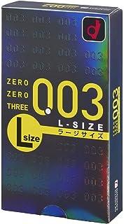 オカモト ゼロゼロスリー 0.03 Lサイズ 10コ入×7個