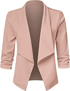 70575a12d Amazon.com  Pinks - Blazers   Suiting   Blazers  Clothing