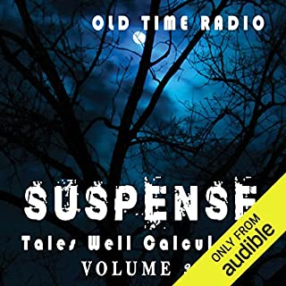 Suspense: Tales Well Calculated - Volume 3 audiobook cover art