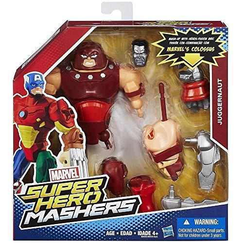 """Marvel The Avengers Super Hero Mashers 6/"""" Deluxe Whiplash Figur B0696"""