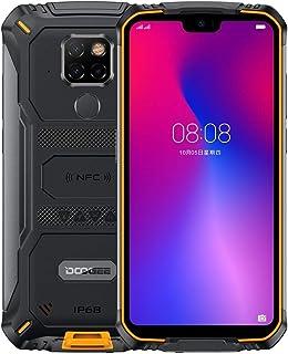 HTCD AYD S68 Pro Rugged Phone, 6GB+128GB, IP68/IP69K Waterproof Dustproof Shockproof, Triple Back Cameras, Face & Fingerpr...