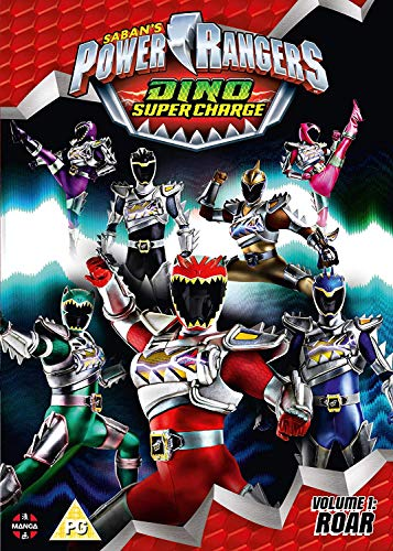 Power Rangers: Dino Super Charge Vol 1 - Roar (Episodes 1-10) [2 DVDs] [UK Import]