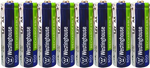 Best 1.2v aa ni-mh rechargeable batteries Reviews