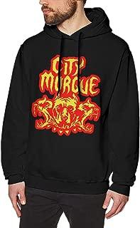 City Morgue Men's Hoodie Sweatshirt