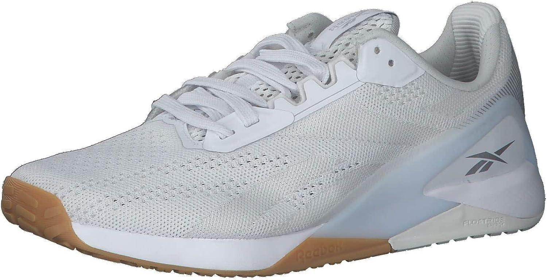 Reebok Nano X1 Women's Training Shoes - SS21-9.5 - White