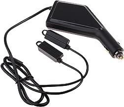 Ballylelly 2 en 1 Cargador de bater/ía Inteligente para autom/óvil r/ápido con Puerto USB Carga de Seguridad para dji Mavic Pro Drone Transmisor Celular Tableta