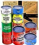 Jaques of London Toy Shop Konservendosen und Küchenzubehör - Spielzeug höchster Qualität von 2 3 4 5 5 6 Jahre seit 1795