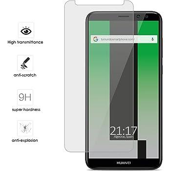 Tumundosmartphone Protector Cristal Templado para Huawei Mate 10 ...