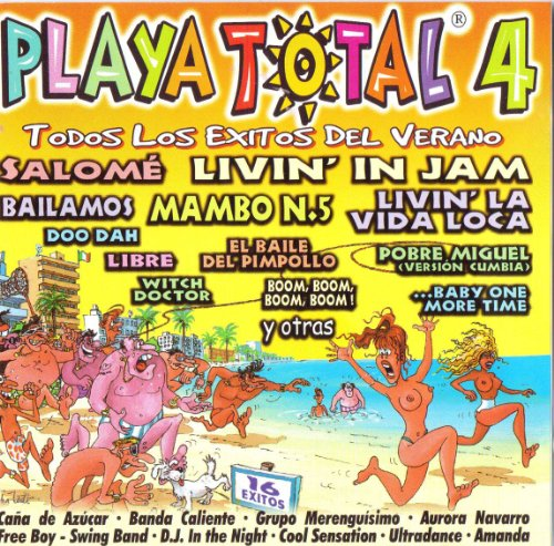 Playa Total 4 (Eco)