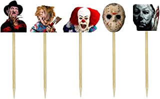Best horror cake toppers Reviews