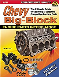 chevy engine book