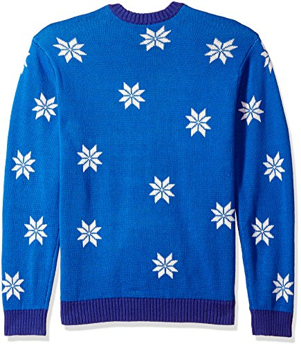 Blizzard Bay Men's Ugly Christmas Sweater Divine