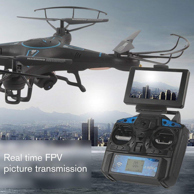 DFHJS L20 Smart Selfie FPV RC Drohne Quadcopter Flugzeug UAV mit Echtzeit 0.3MP Kamera CAM HeadlessModus 3DFlip