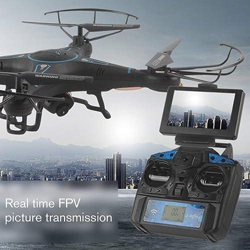 DFHJS L20 Smart Selfie FPV RC Drohne Quadcopter Flugzeug UAV mit Echtzeit 0.3MP Kamera CAM Headless-Modus 3D-Flip