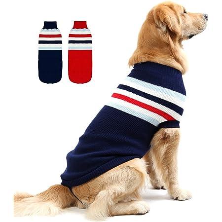 iFCOW Su/éter para Perro Ropa de Perro de Moda Cuello Alto su/éter de Punto
