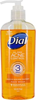 Dial Acne Control Deep Cleansing Face Wash 7.50 oz