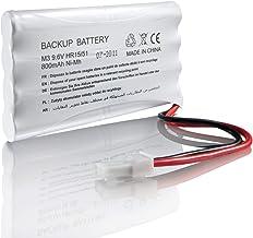 Somfy 2400720 – Noodbatterij voor motorisatie van garagedeuren en hekwerken