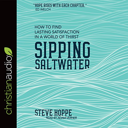 Sipping Saltwater audiobook cover art