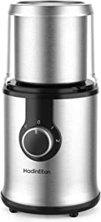 コーヒーミル 2020年最新版 電動コーヒーミル コーヒーグラインダ 自動挽きで両手が解放でき コーヒーミル 300ハイパワー 急速挽く 均一な粉末 電動コーヒーミル 容器が取り外しで水洗い可能 掃除ブラシ付 お手入れらくらく コーヒーグラインダ 三つのモード調節でき 一台多役 ステンレス鋼製電動ミル 最大100g大容量 家庭主婦/商务人士に大ヒット