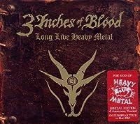 Long Live Heavy Metal : Limited Digipak
