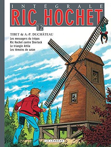 Intégrale Ric Hochet - tome 12 - Intégrale Ric Hochet 12
