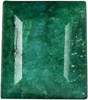 1 pieza de esmeralda verde de 15,50 ct de esmeralda natural, con certificación Egl de talla esmeralda de color verde esmer...